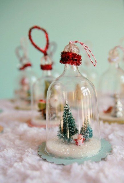 IMG 5424 816x1200 696x1024 DIY Vintage Inspired Bell Jar Ornaments