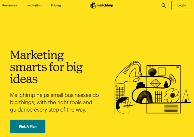 examples of perfect landing pages