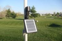 Solar Spotlight | Solar Powered Flag Light