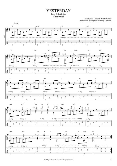 Pro Capo Guitar