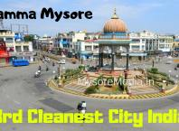3rd Cleanest City India