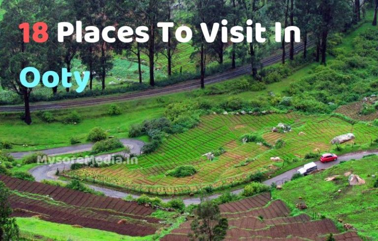 18 best Places To Visit In Ooty