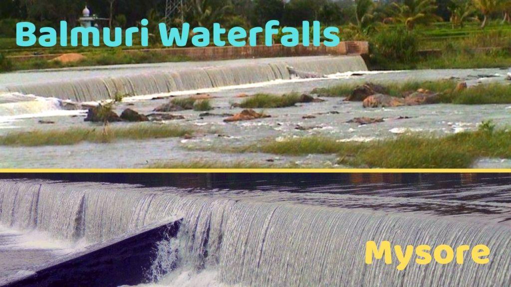 Balmuri Waterfalls Mysore