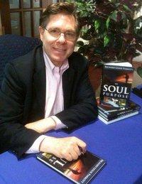 Richard Leslie Parrott, Richard Parrott, Book Signing, My Soul Purpose