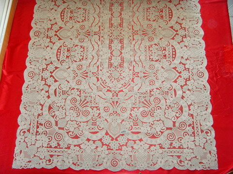 Pastor rob reid tablecloth