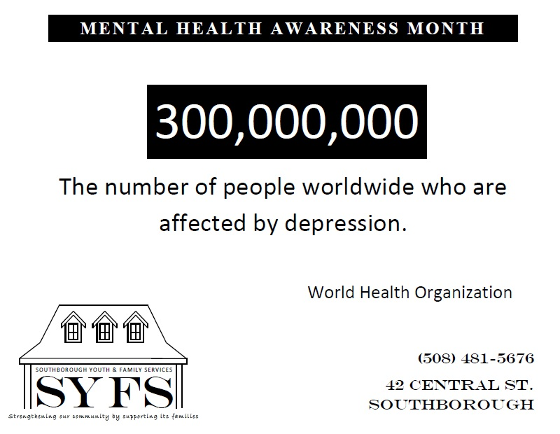 Mental Health Awareness month: SYFS initiative (co