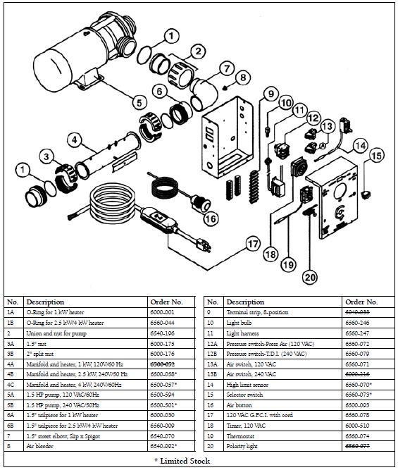 sundance spa electrical diagram