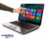 Ultrabook HP Envy TouchSmart 4 1