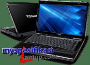 harga laptop toshiba satellite
