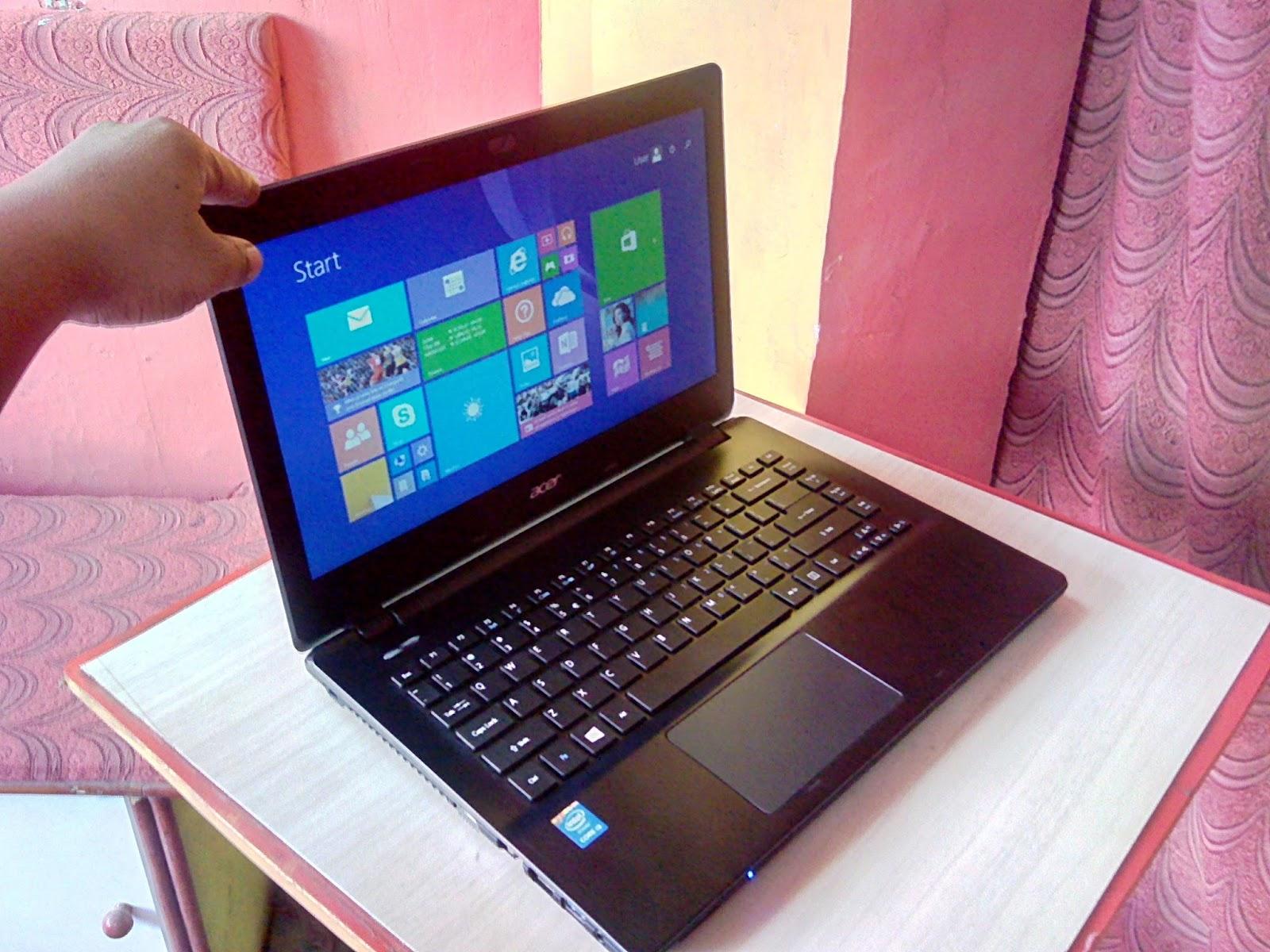 Laptop-Acer-14-Inch Daftar Laptop Acer 14 Inch All Tipe dan Spesifikasi Lengkapnya