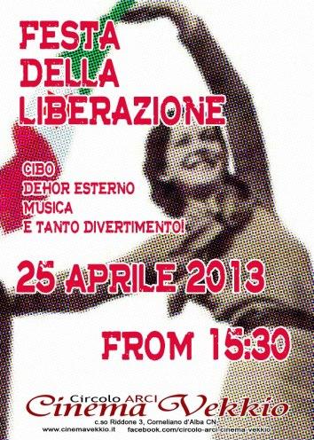 festival liberazione 2013