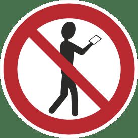 no smartphone