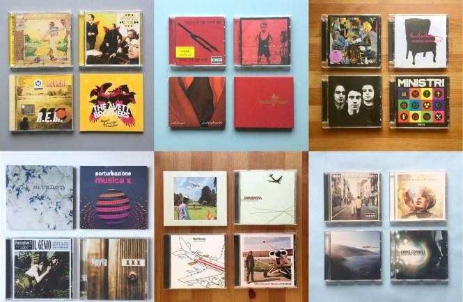 collezioni tematiche album