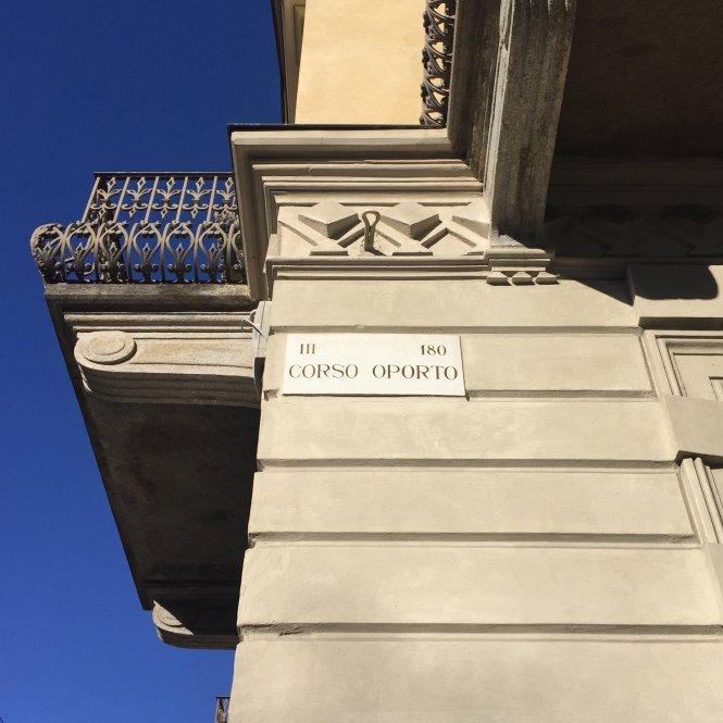 Corso Oporto Torino