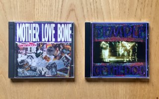 Temple of the dog Mother love bone