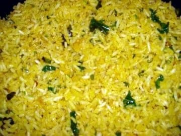 murmura upma, puffed rice upma,