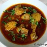 chicken shorva, chicken curry, kodi shorva, kodi pulusu
