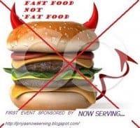 fast food not fat food