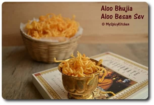Aloo Sev 2