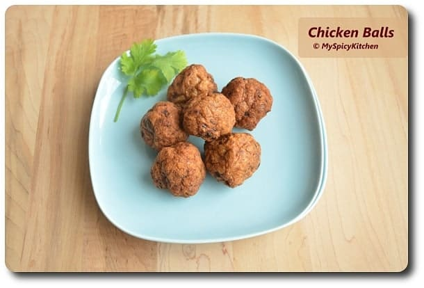 CCChallenge, Chicken Meatballs