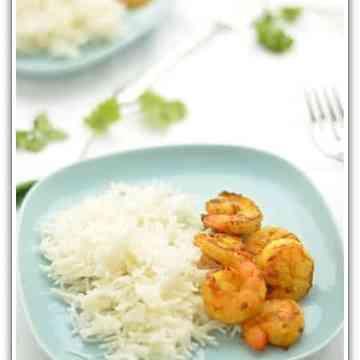 Grilled shrimp, Northeastern Indian Cuisine, Northeast India Cuisine, Mizo Cuisine, Blogging Marathon