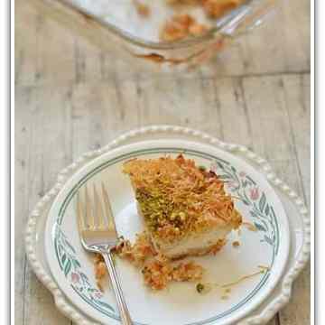 Arabic Dessert,