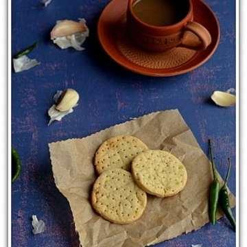 Baking Marathon, Blogging Marathon, Savory Bakes, Crackers