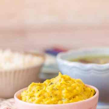 Telangana Food, Telangana Cuisine, Telugu Food, Indian Food, South Indian Food, Blogging Marathon, Journey Through the Cuisines, A-Z Challenge, A-Z Telangana Cuisine, Pappu,