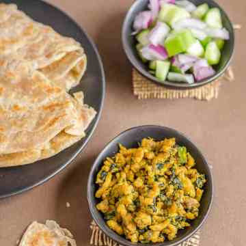 Blogging Marathon, Cooking Carnival, Protein Rich Food, Cooking With Protein Rich Ingredients, Cooking With Chicken, Chicken Kheema Curry, Dry Chicken Kheema, Kheema, Sauteed Ground Chicken, Indian Food,