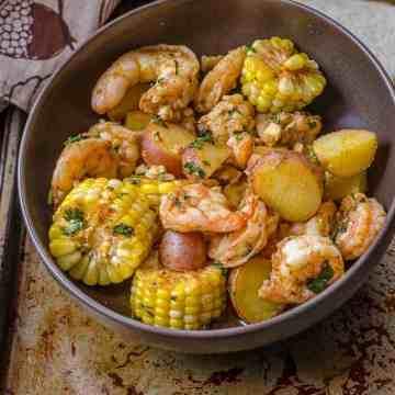 Bakeathon, Blogging Marathon, One Pot Dish, One Pot Meal, One Foil Packet Meal, Broiled Shrimp boil foil packet, Grilled Shrimp Boil Foil Packet, Broiled Shrimp Packet, Grilled Shrimp Packet, Shrimp, Grilled Shrimp, Broiled Shrimp,