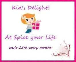 Kids delight event logo