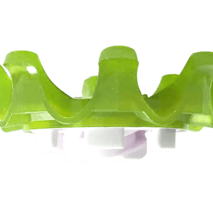 Soft Spikes - Pulsar Tour Lok Slime Green set of 18