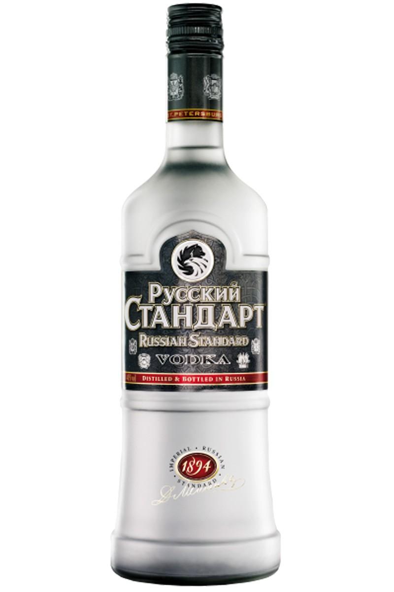 Russia  VODKA RUSSIAN STANDARD ORIGINAL LT1