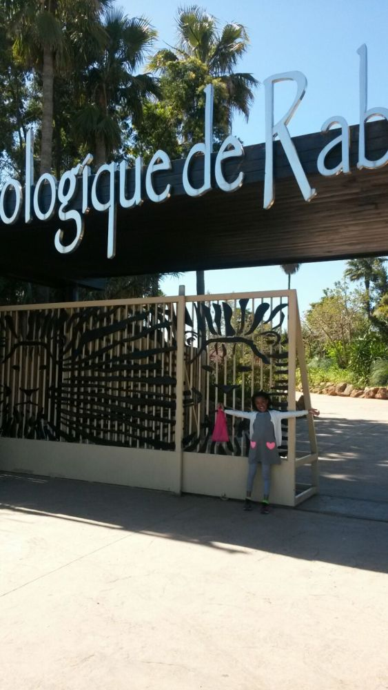 The rabat zoo