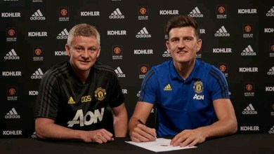 Photo of Harry Maguire Doing A 'PERFECT' Job As Man United Captain