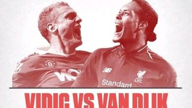 Photo of Virgil van Dijk Rated A 'MORE COMPLETE' Defender Over Man United Vidic (See Stats)