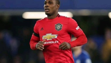 Photo of Odion Ighalo Bags Another Man United Award Nomination For Goal Of The Month