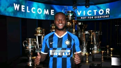 Photo of BREAKING! Inter Milan To Make Victor Moses Move Permanent For £10m