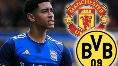 Photo of Man United Backed To Sign 16 Year-Old Bellingham Who Is Worth £30m