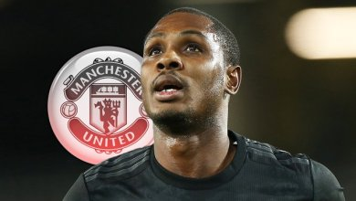 Photo of Right Now Nigerians Watch Me On Tv Play For Man United – Ighalo Says It Is The Greatest Feeling