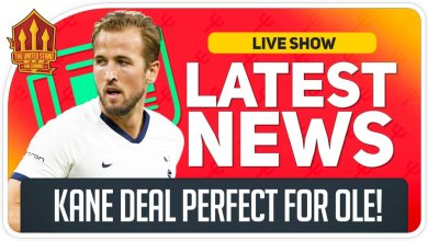 Photo of Tottenham Reveal Shock Harry Kane Asking Price Amid Manchester United Links!