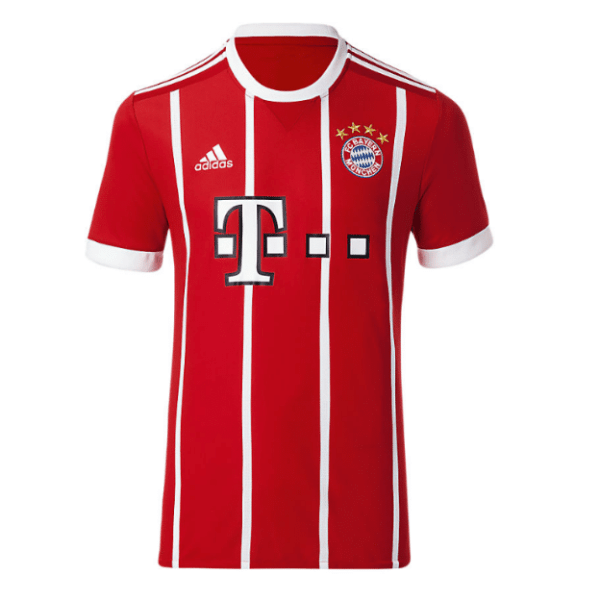 wholesale dealer 38909 42763 Bayern Munich FC 17/18 Home Jersey