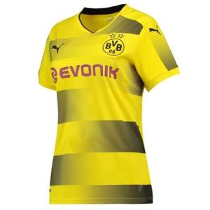9751b7028 Borussia Dortmund FC 17 18 Female Home Shirt