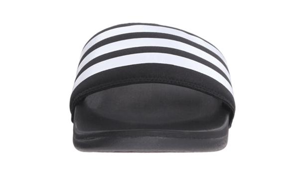 Adidas Adilette Sandal - Black and White
