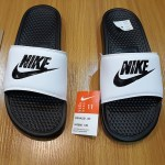 Nike Benassi JDI White Slide - mysportskit.com