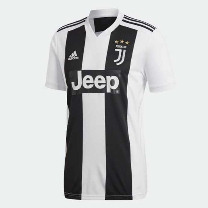 huge selection of ce724 f6d74 Juventus FC 2018/19 Home Jersey - CR7