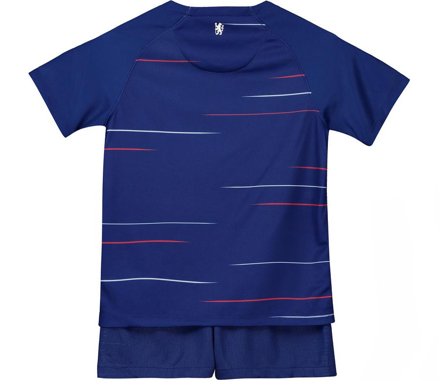 sale retailer fe288 7534c Chelsea FC 2018/19 Home Kids Jersey