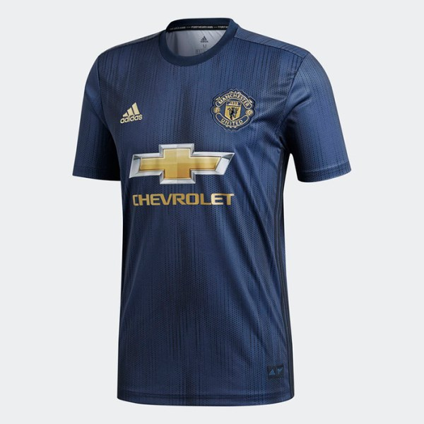 Manchester United FC 2018/19 Away Jersey Front