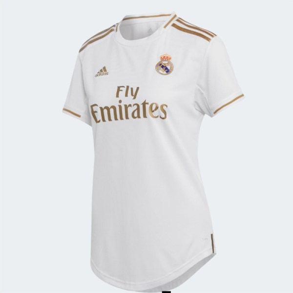 Real Madrid FC 2019/20 Home Female Jersey