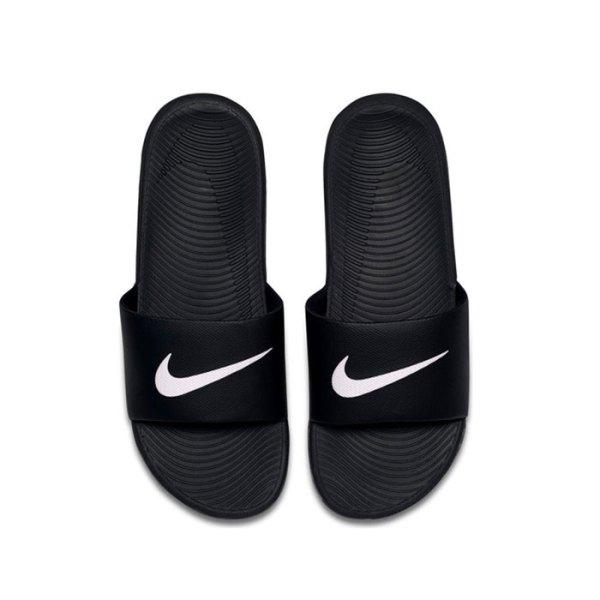 Nike Kawa Slide Black